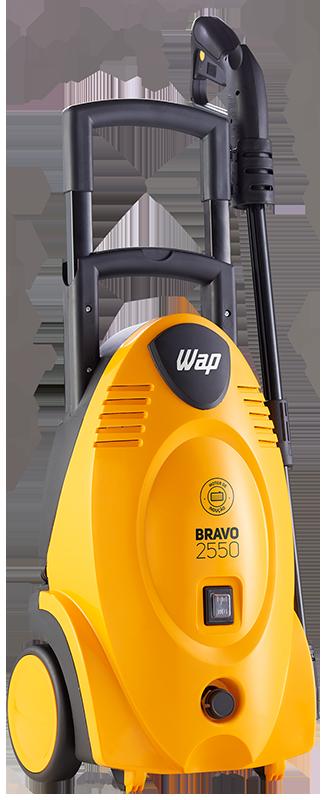 Lavadora de Alta Pressão Bravo 2550 - Wap tem que ser da WAP | WAP
