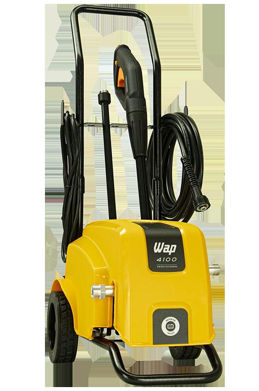 Lavadora de Alta Pressão WAP 4100 - Wap tem que ser da WAP | WAP